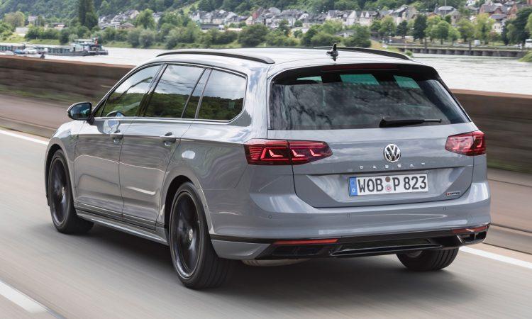 Volkswagen Passat Variant [divulgação]