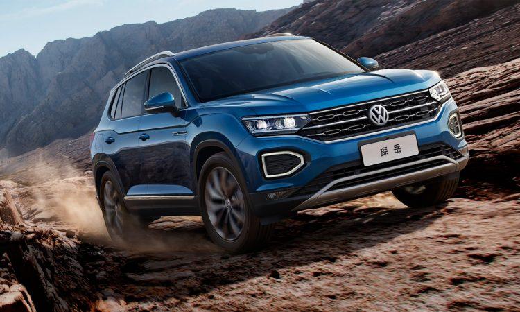 Volkswagen Tayron [divulgação]