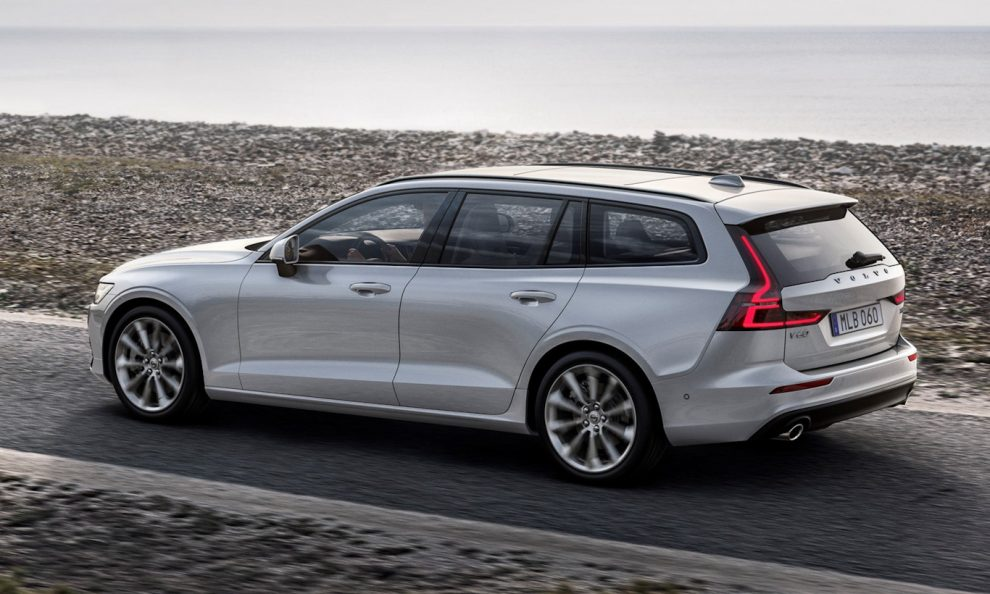 Volvo V60 [divulgação]