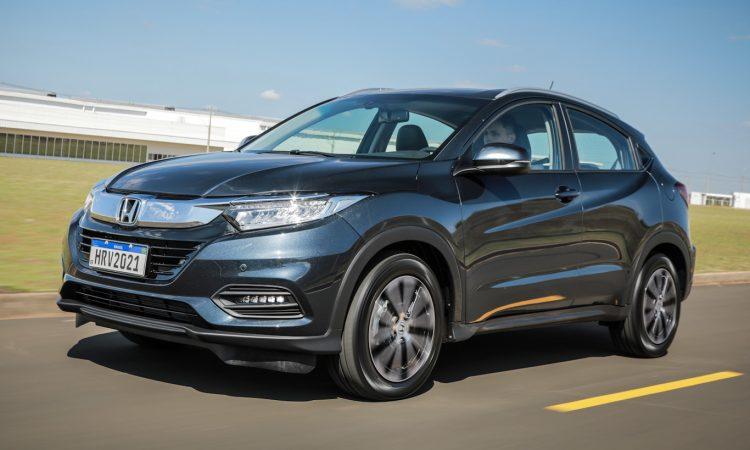 Honda HR-V EXL 2021 [divulgação]