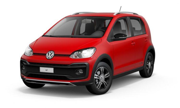 Volkswagen up! Xtreme 2021 [divulgação]