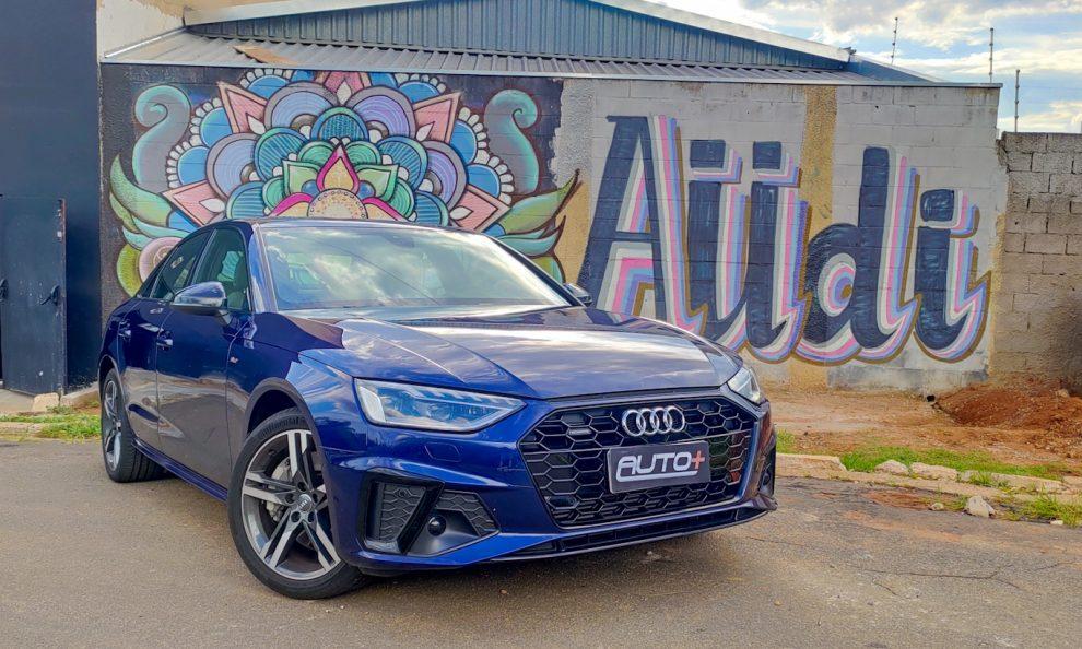 Audi A4 Performance Black [Auto+ / João Brigato]