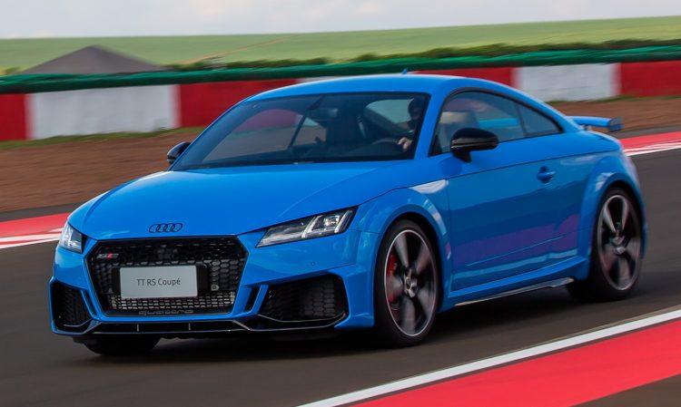 Audi TT RS [divulgação]