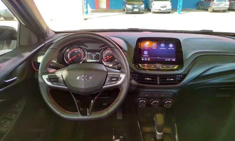 Chevrolet Onix RS [Auto+ / João Brigato]