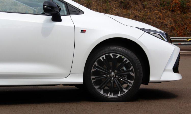 Toyota Corolla GR-S [divulgação]