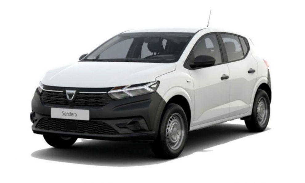 Dacia Sandero Access [divulgação]