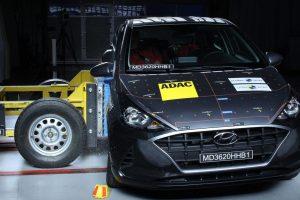 Hyundai HB20 [Latin NCAP]