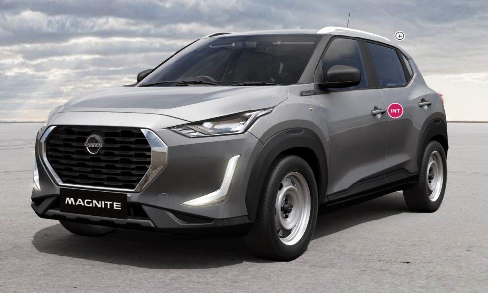 Nissan Magnite XE [divulgação]