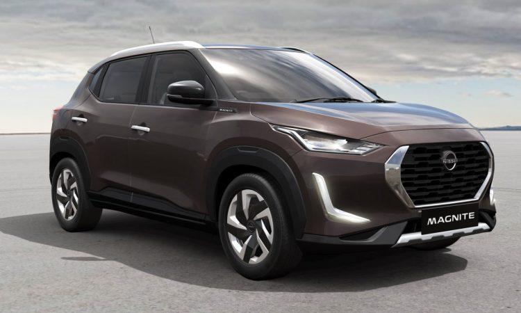 Nissan Magnite XL [divulgação]