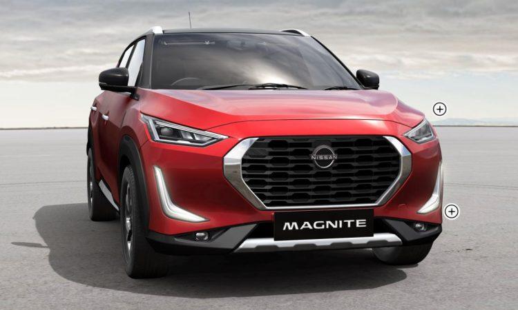 Nissan Magnite XV Premium [divulgação]