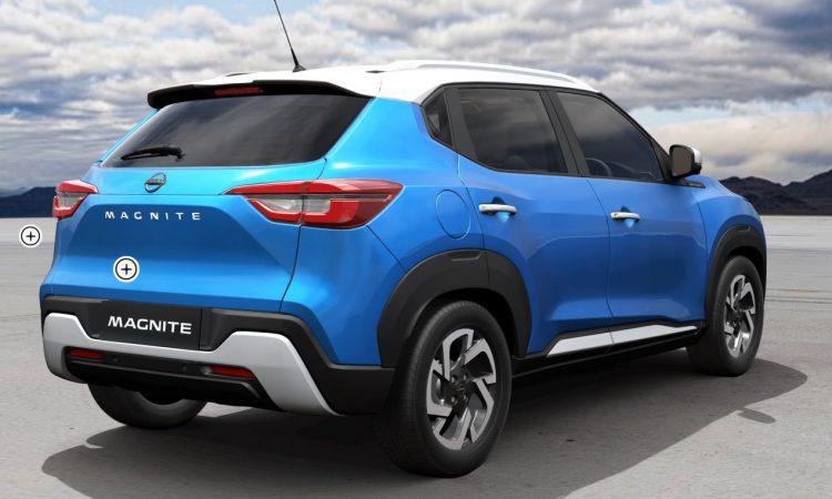 Nissan Magnite XV [divulgação]