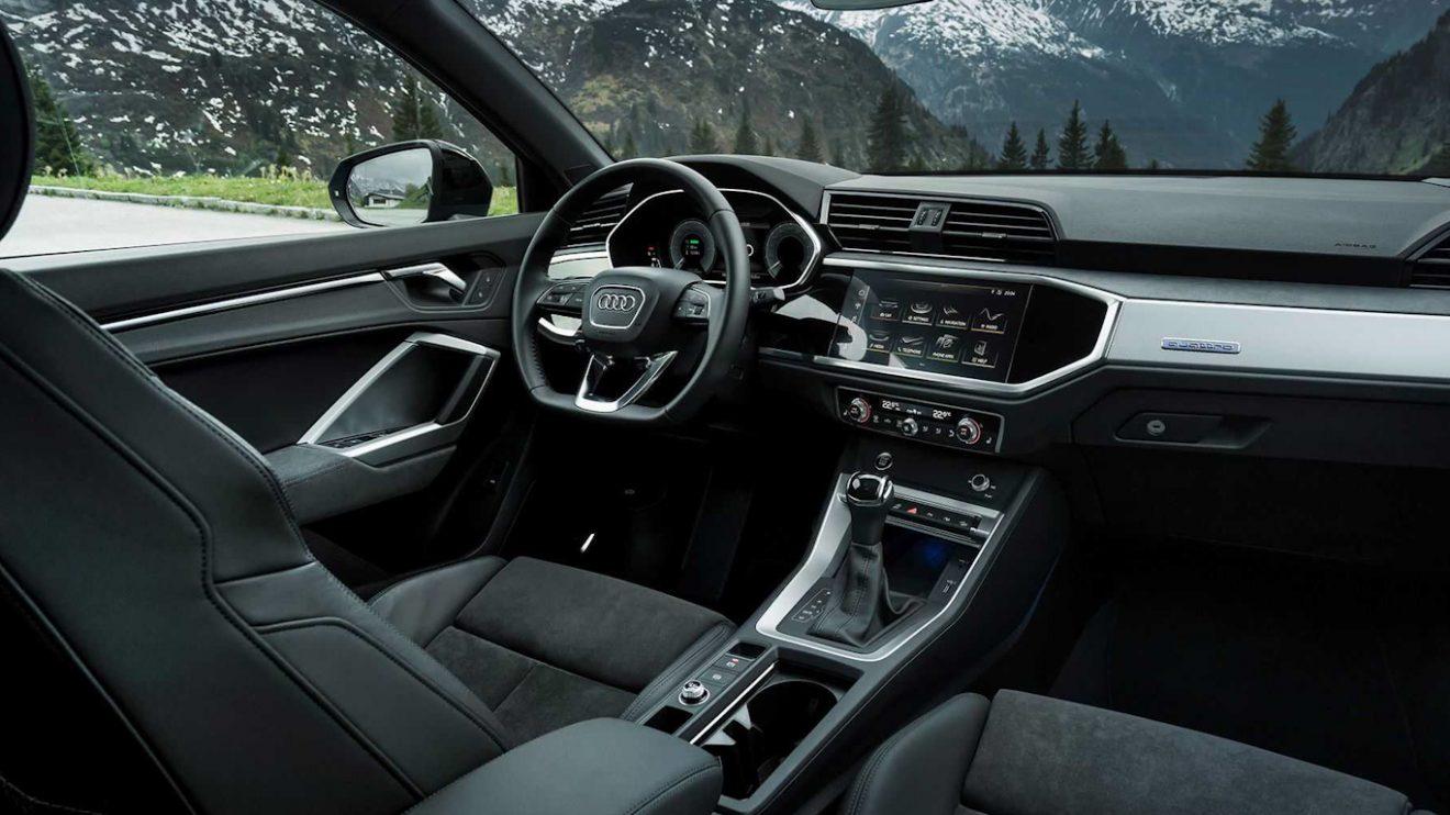 Audi Q3 45 TFSI e [divulgação]
