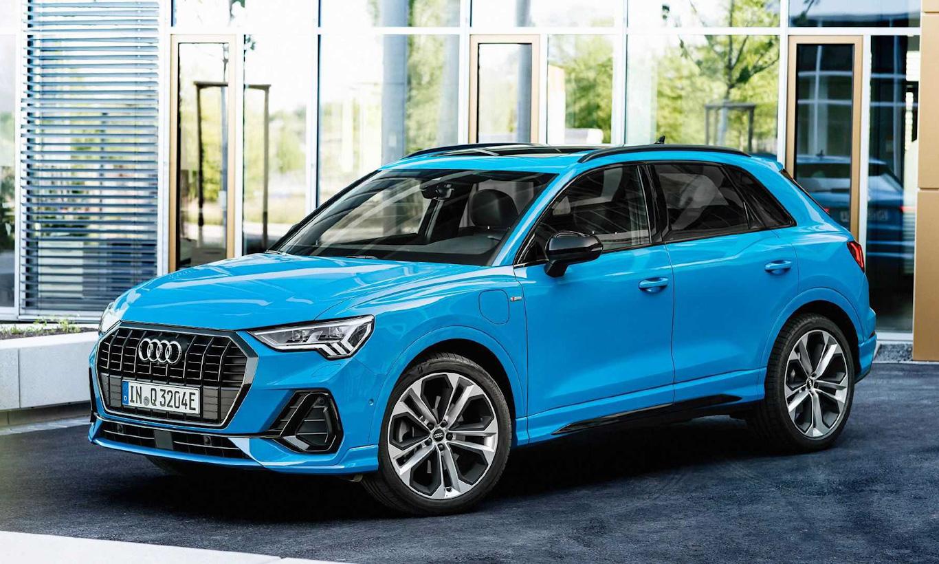 Audi Q3 Ganha Versao Hibrida Com Motor Do Volkswagen Golf Gte