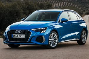 Audi A3 Sportback [divulgação]