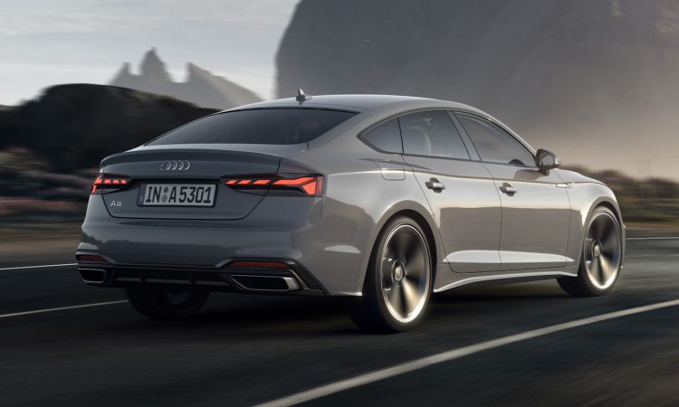 Audi A5 Sportback 2021 [divulgação]