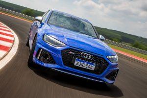 Audi RS 4 [divulgação]