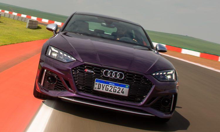 Audi RS 5 [divulgação]