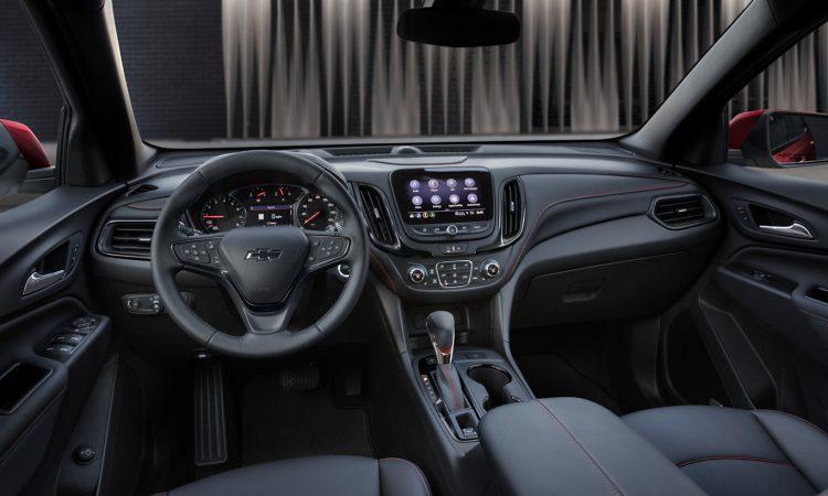 Chevrolet Equinox RS [divulgação]