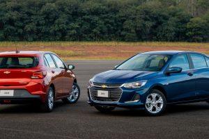 Chevrolet Onix e Onix Plus [divulgação]