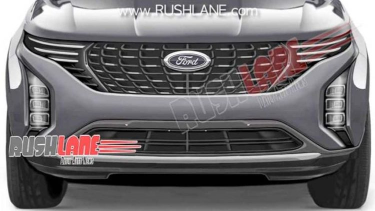 Ford SUV sete lugares [Rushlane]