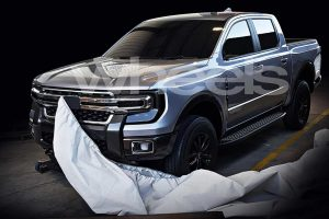 Ford Ranger 2023 [Wheels]
