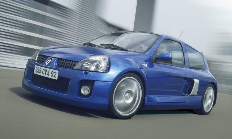 Renault Clio V6 Phase II [divulgação]