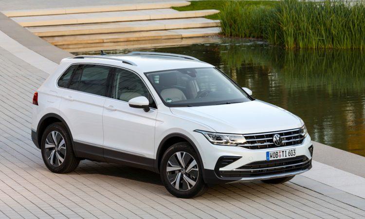 Volkswagen Tiguan reestilizado chega ao Brasil em 2021