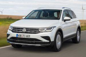 Volkswagen Tiguan 2021 [divulgação]