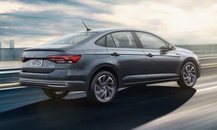 Volkswagen Virtus Highline [divulgação]