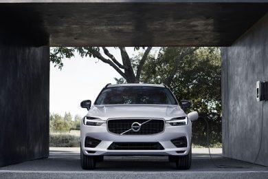 Volvo XC60 [divulgação]