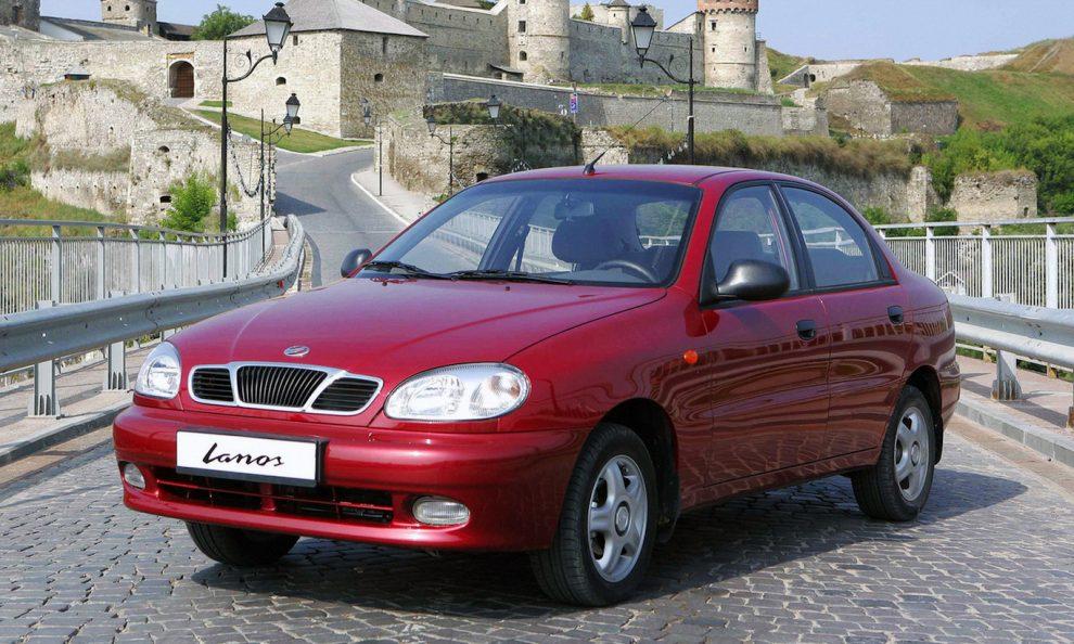 ZAZ Lanos [divulgação] Chevrolet