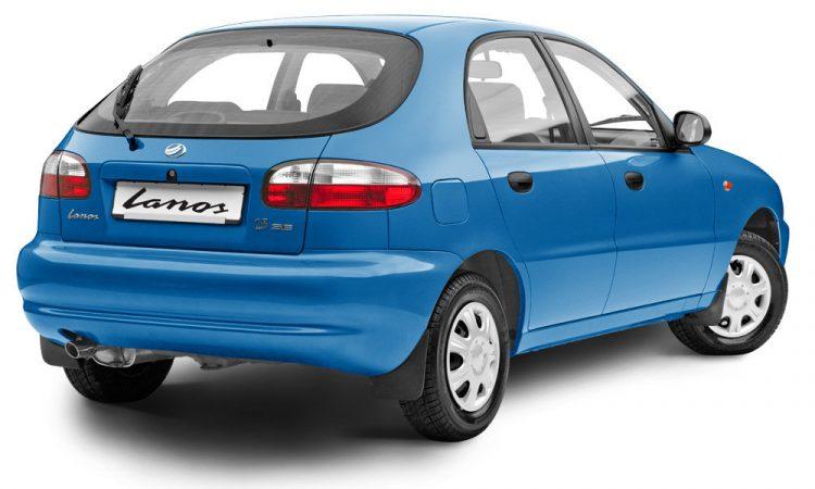 ZAZ Lanos hatch [divulgação] Chevrolet