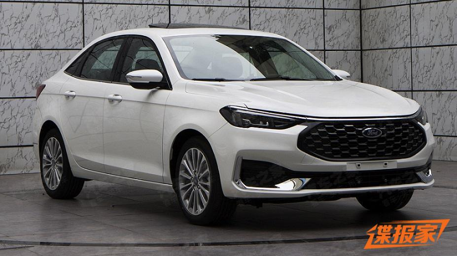 Ford Escort 2021 [Autohome]