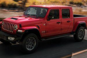 Jeep Gladiator [divulgação]