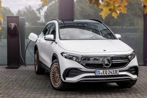 Mercedes-Benz EQA [divulgação]