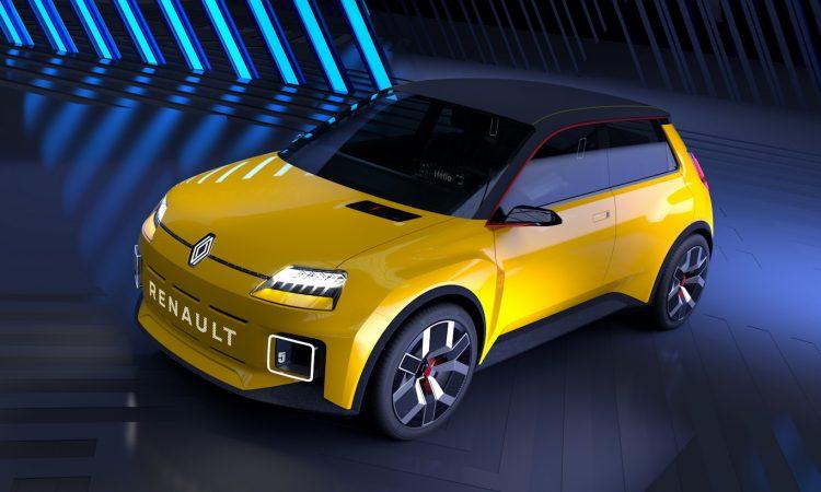 Renault 5 Concept [divulgação]