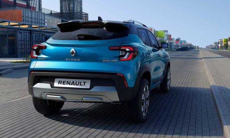 Renault Kiger [divulgação]