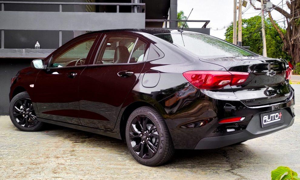 Chevrolet Onix Plus Midnight [Auto+ / João Brigato]