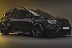Dacia (Renault) Duster Widebody Prior Design [divulgação]