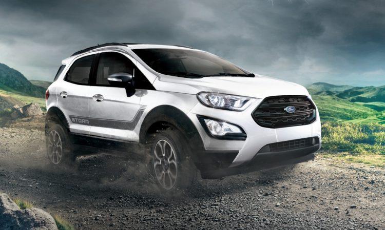 Ford EcoSport Storm [divulgação]