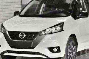 Nissan March 2022 [reprodução]