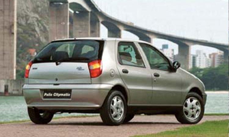 Fiat Palio Citymatic [divulgação]