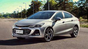 Chevrolet Cruze LTZ 2021 [divulgação]