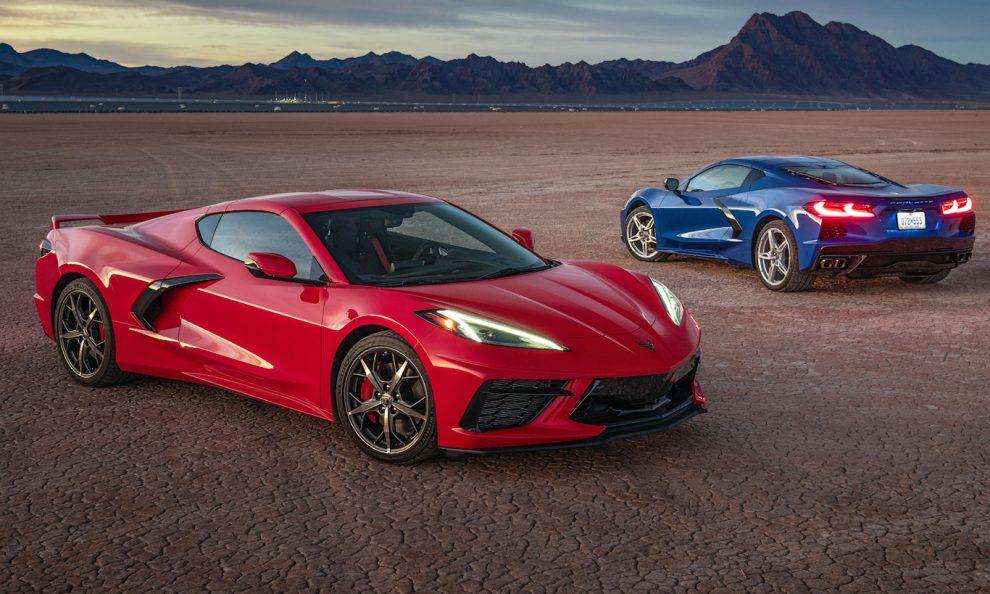 Chevrolet Corvette [divulgação]