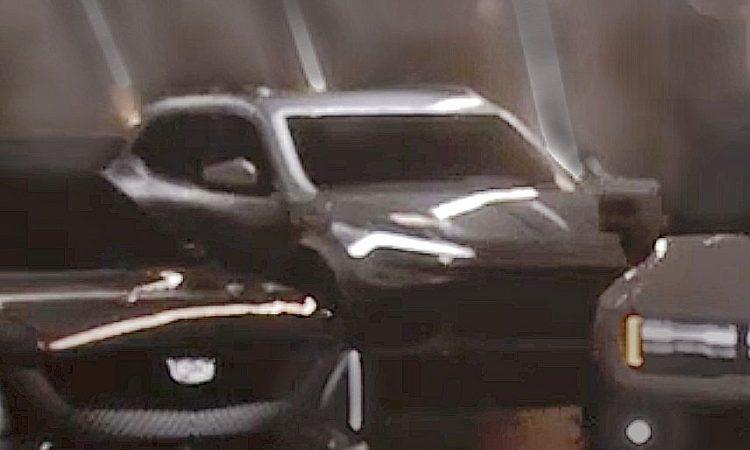 Suposto Corvette SUV [reprodução]