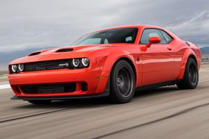 Dodge Challenger SRT Super Stock [divulgação]
