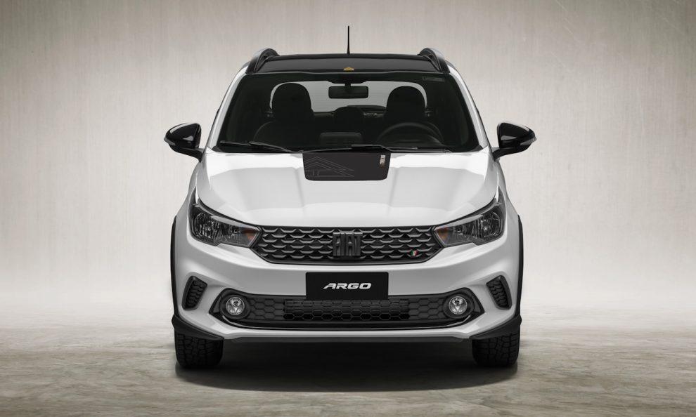 Fiat 2022 Argo Trekking [divulgação]