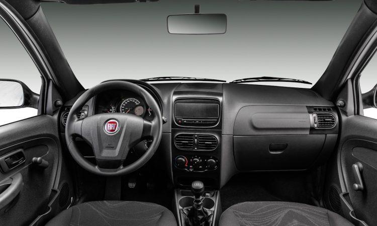 Fiat Strada Hard Working [divulgação]