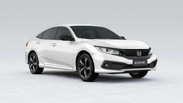 Honda Civic Sport 2021 [divulgação]