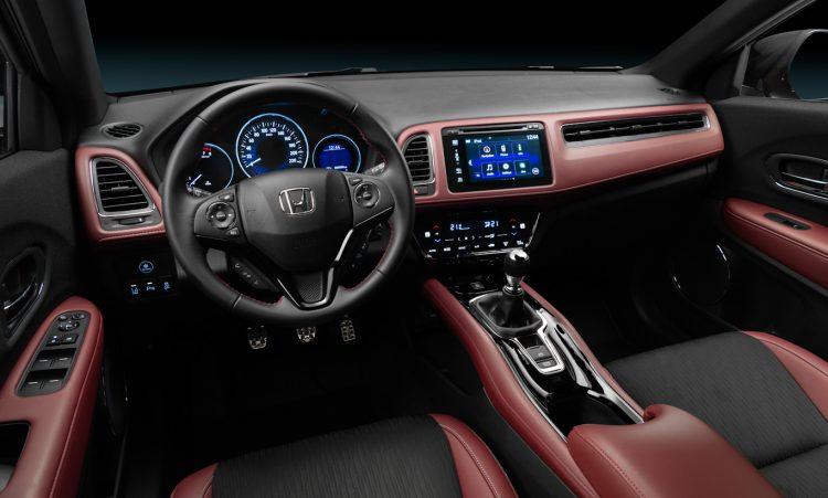 Honda HR-V Sport (versão Europa) [divulgação]